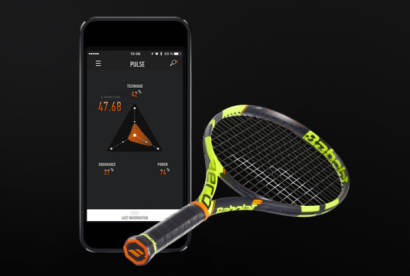 Babolat Play racket and app